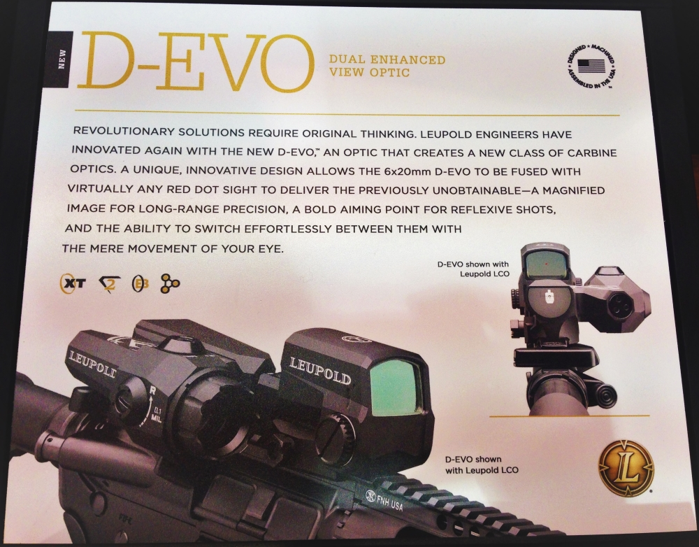 Leupold-D-Evo-Schild