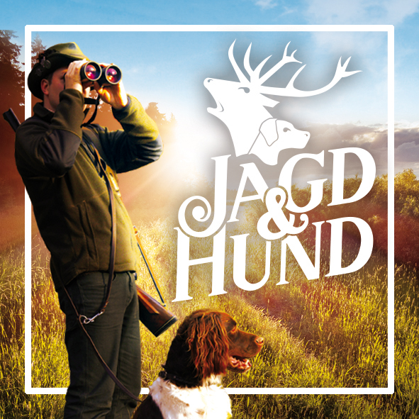 Logo Jagd und Hund