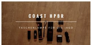 Titelbild COAST HP8R