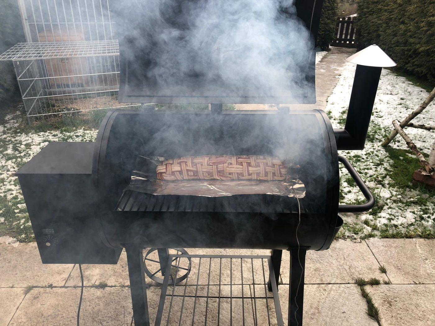 Bacon Bomb von der Wilden Sau