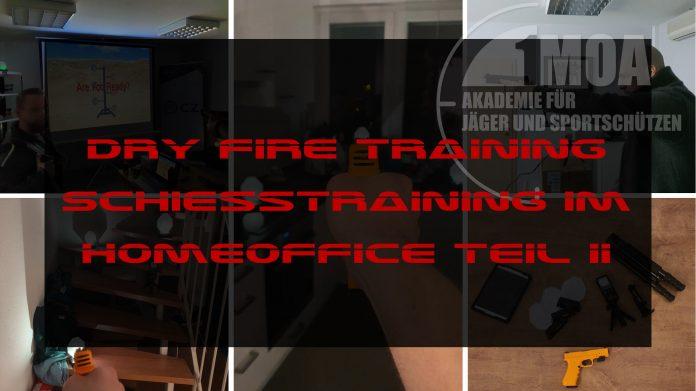Beitragsbild Dry Fire Training Teil II