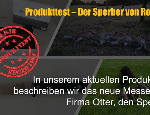 "Produkttest – Jagdnicker ""SPERBER"""