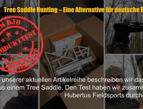 Saddle Hunting Teil I – eine Alternative für deutsche Reviere?