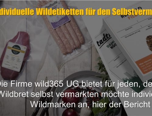 wild365.de – Hochwertige Wild-Etiketten für Jedermann (Werbung)
