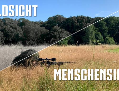 Tarnung für Jagd – Notwendig oder überflüssig?